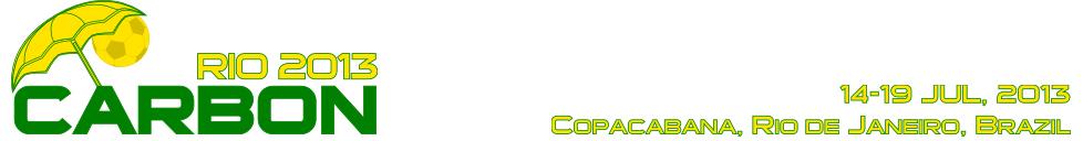 World Conference on Carbon in Copacabana, Rio de Janeiro, Brazil